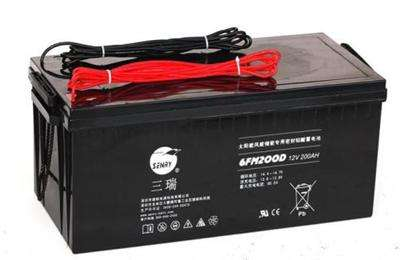 三瑞蓄电池UPS专用