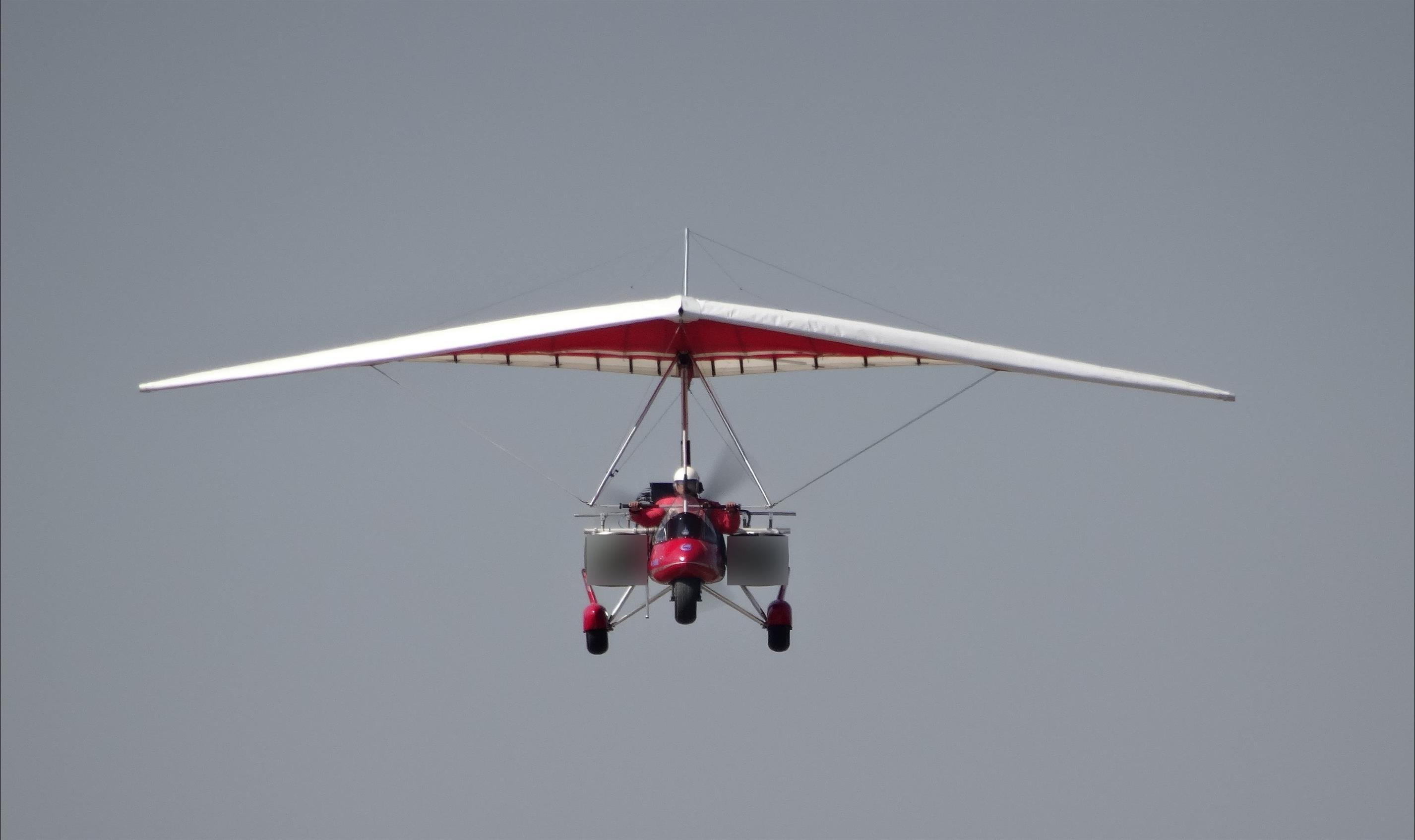 衡阳动力三角翼大雁伴飞