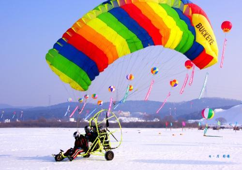 佛山动力伞飞行培训