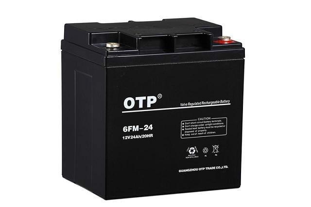 应急OTP蓄电池12V12AH