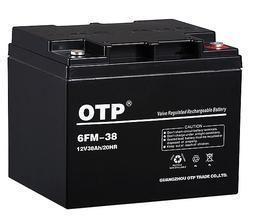 现货OTP蓄电池6FM-38