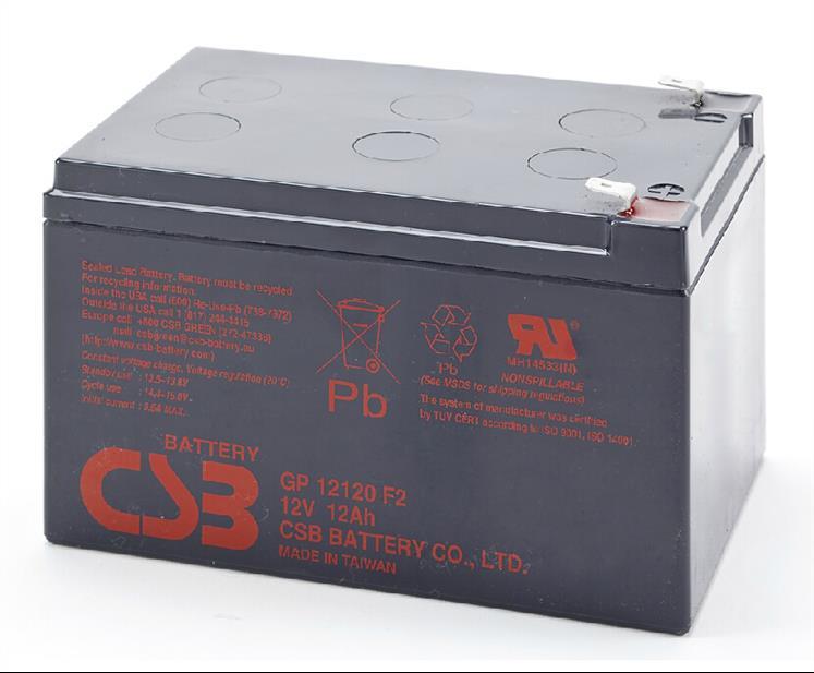 CSB蓄电池HR全系列