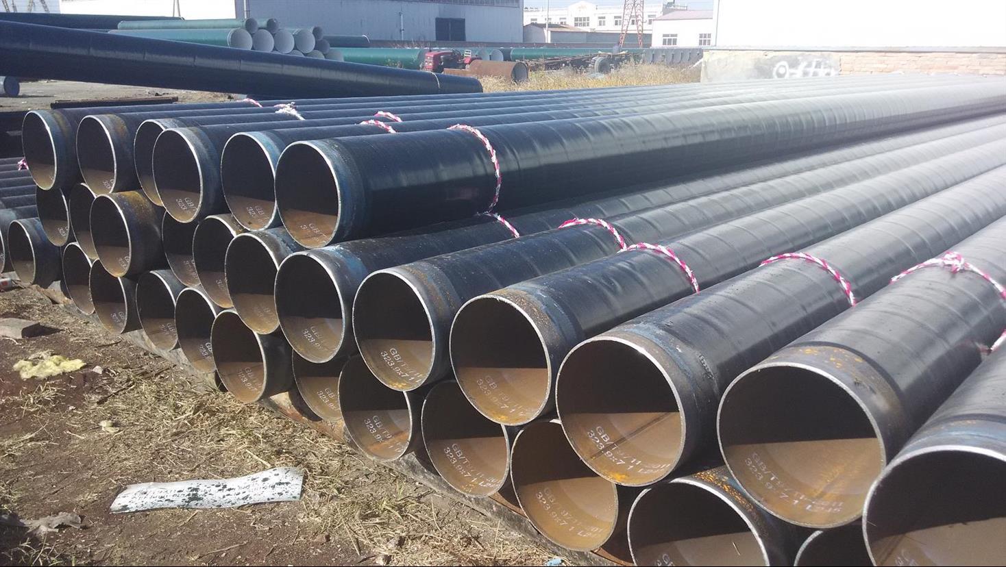 广州防腐钢管定制