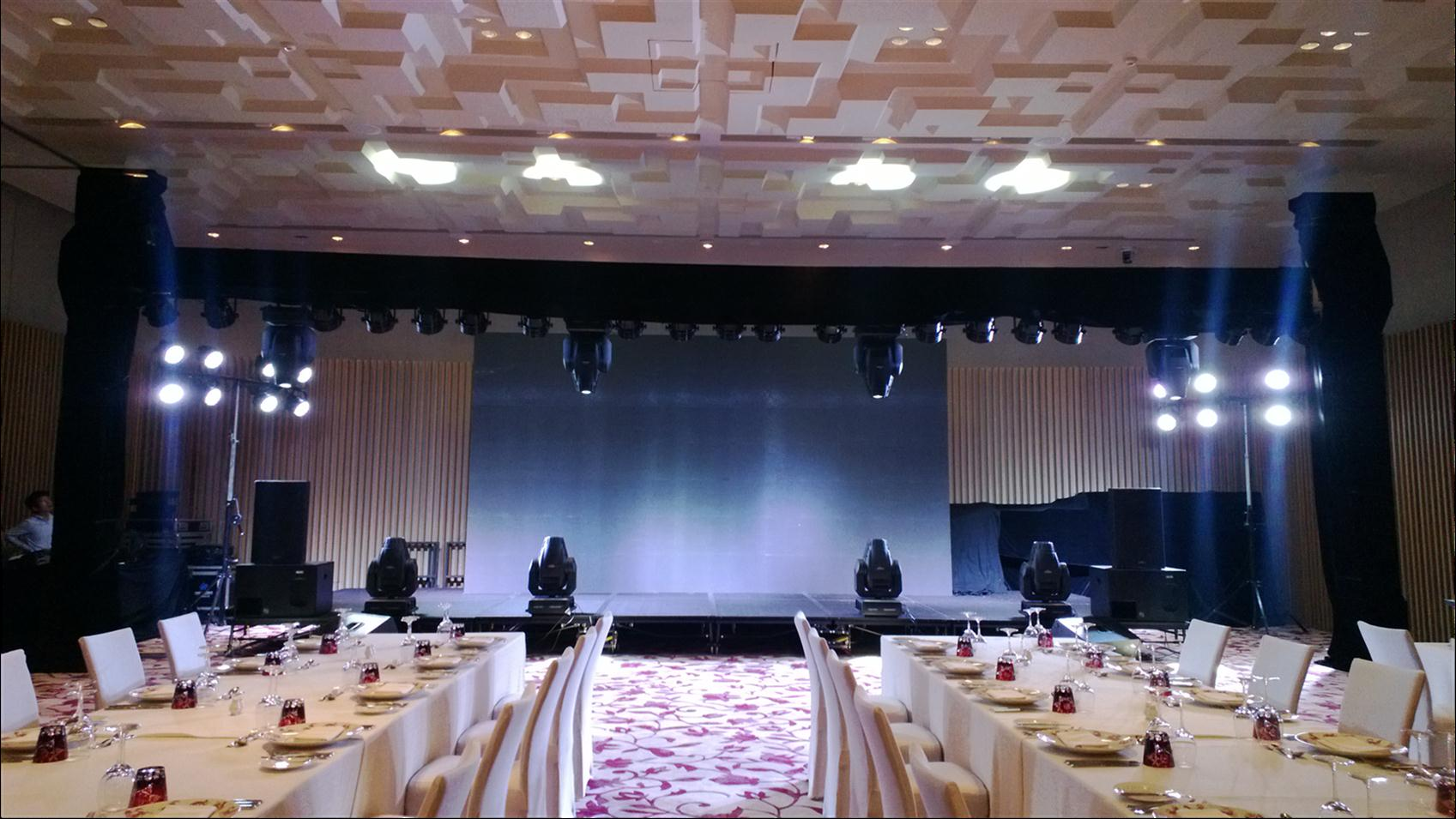 上海青浦舞台音响租赁供应商