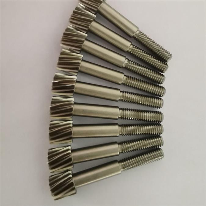 苏州显微镜小模数黄铜滑台齿条定制