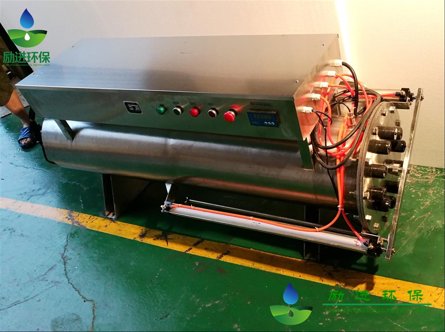 洛阳管道紫外线消毒器