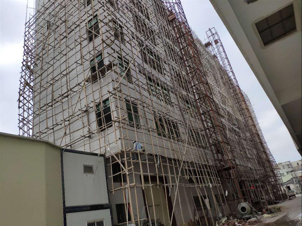 商洛建筑加固检测机构