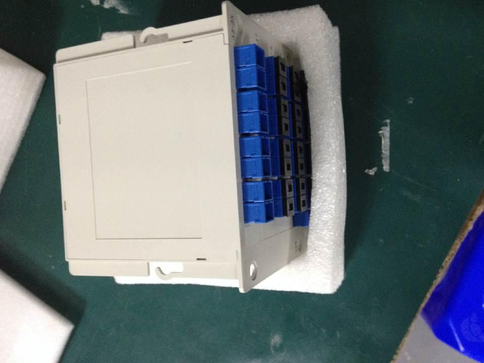 襄阳插片式盒式光分路器