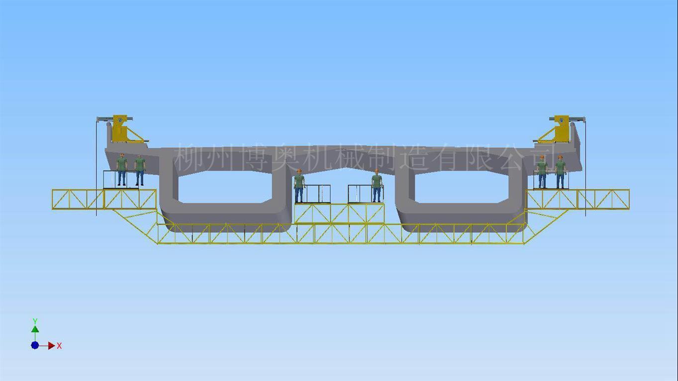 天津便捷的桥梁检修车