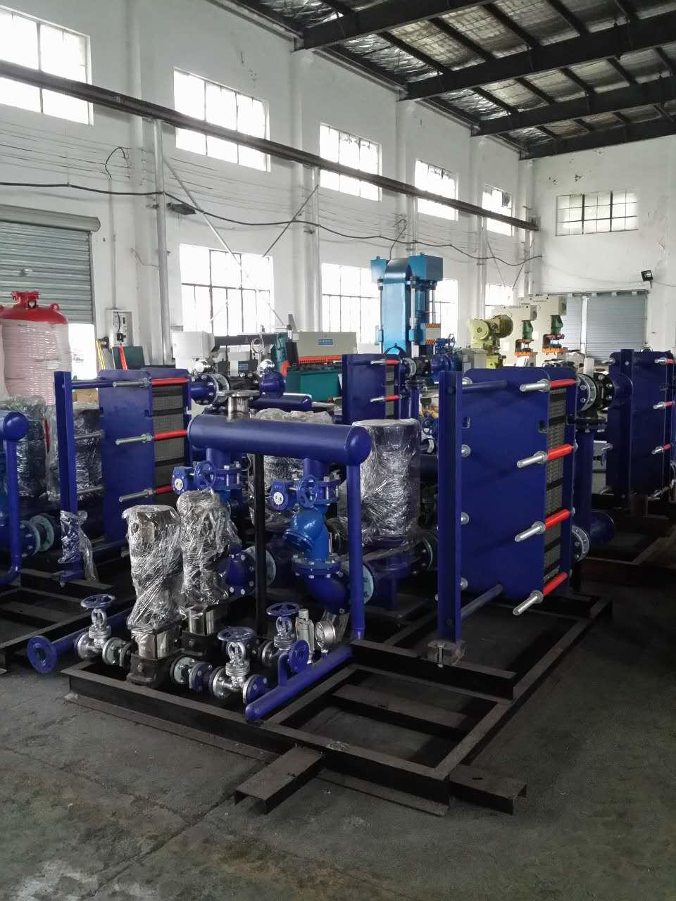 河源板式换热机组价格