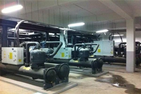 招远污水源热泵报价