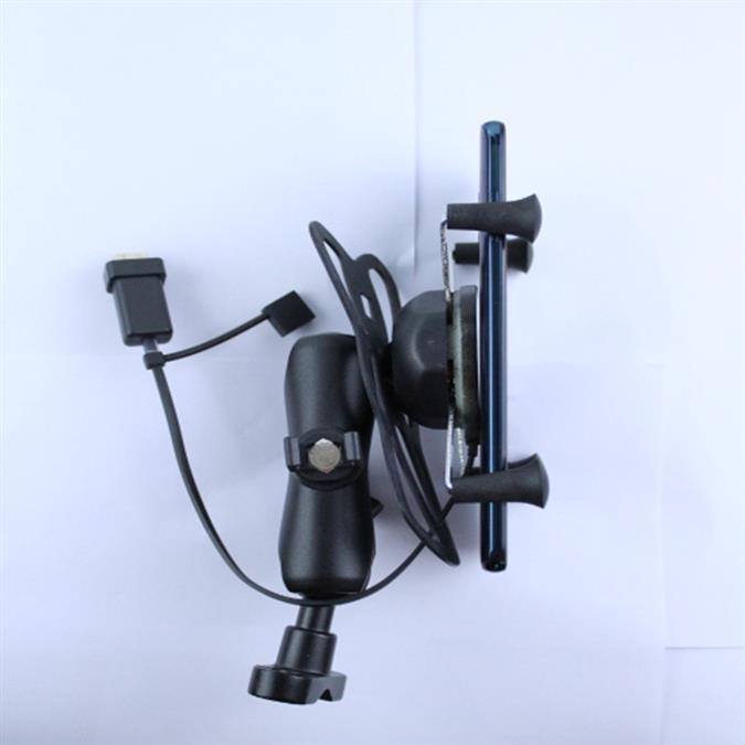 贵阳摩托车手机无线充电定制