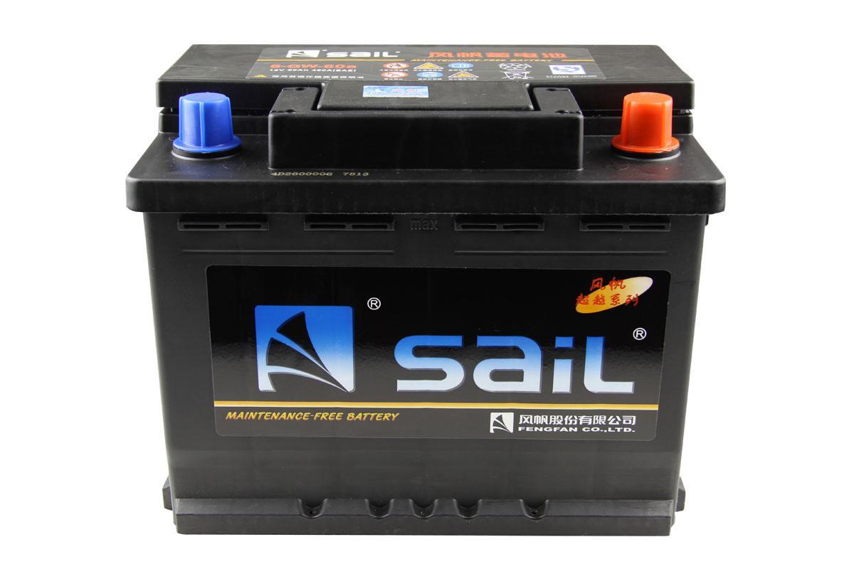启动风帆蓄电池供应商