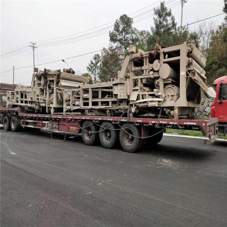 滁州二手带式压滤机厂