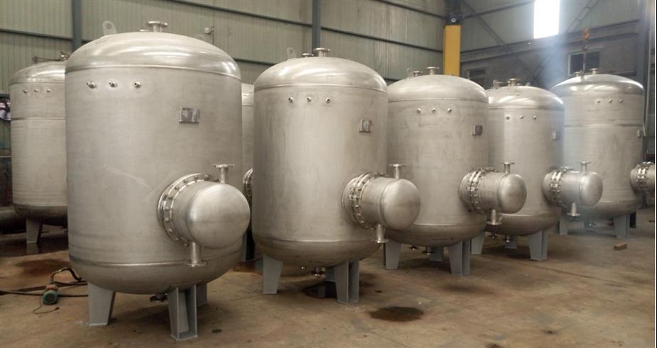 青岛容积式换热器生产厂家