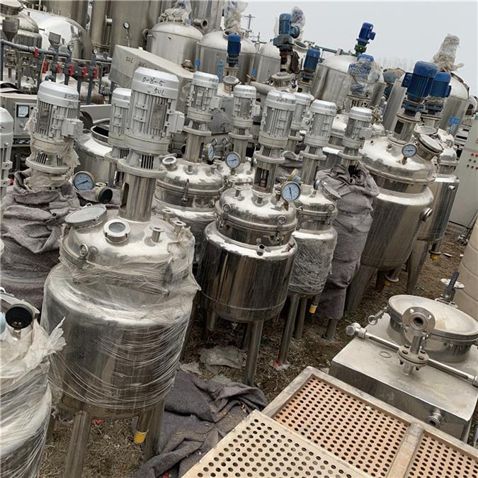 南京二手搪瓷反应釜厂
