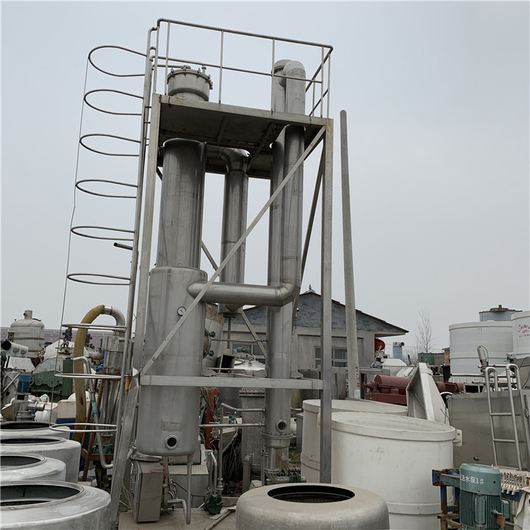 上海二手蒸发器转让 品种齐全  现货供应