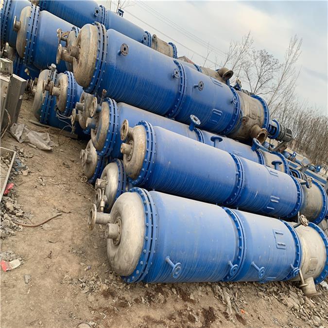 桂林二手蒸发器回收
