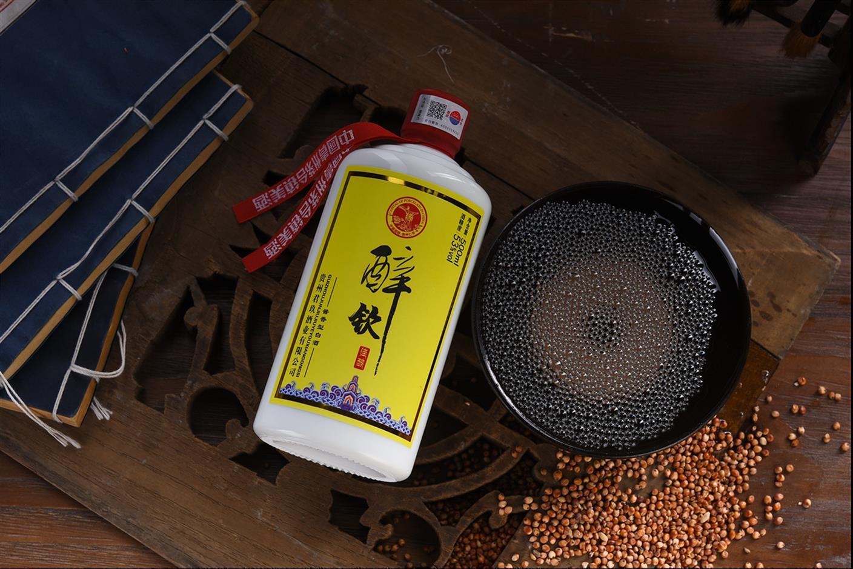 银川茅香型白酒