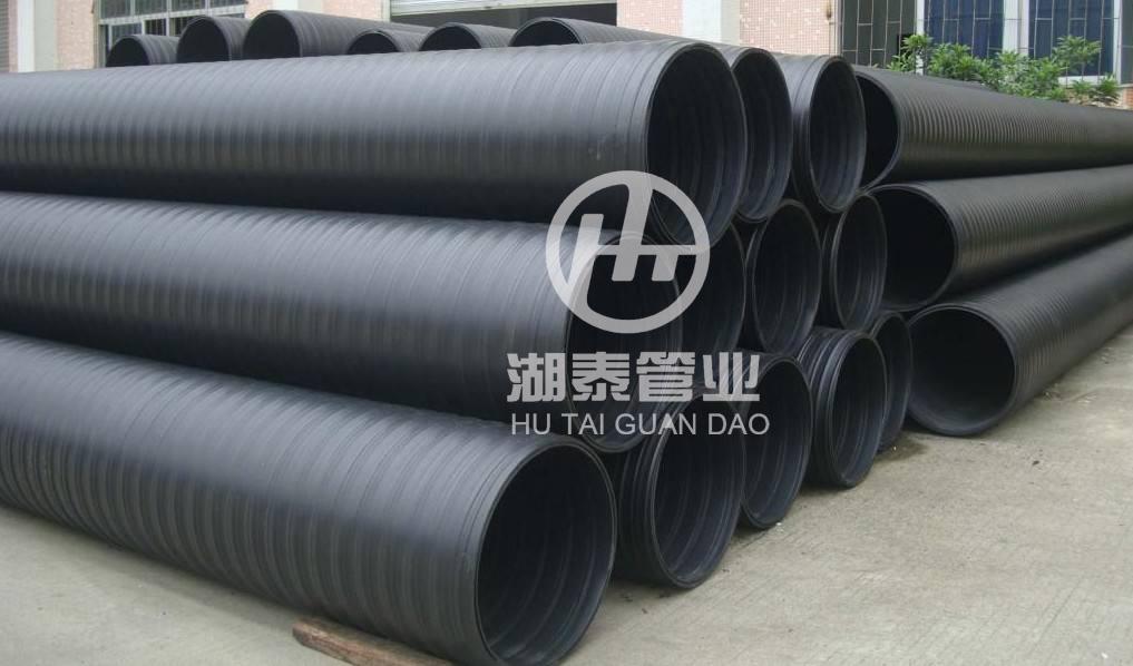 无锡聚乙烯HDPE双壁缠绕管厂家