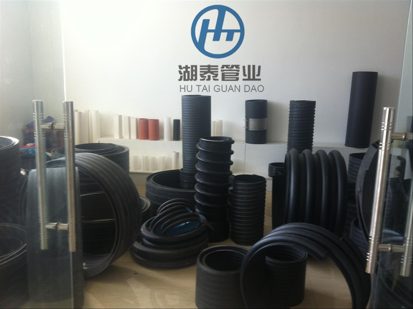 广州聚乙烯缠绕结构壁管价格