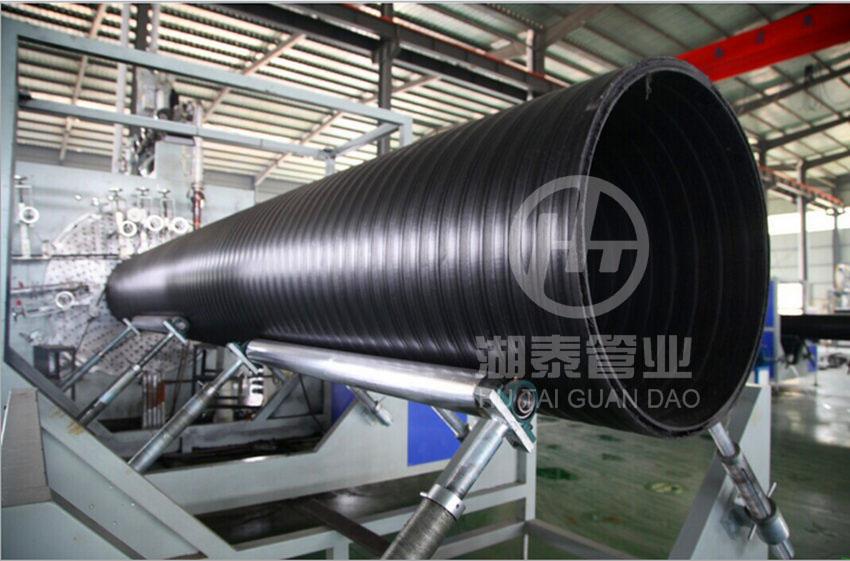 榆林聚乙烯HDPE双壁缠绕管价格
