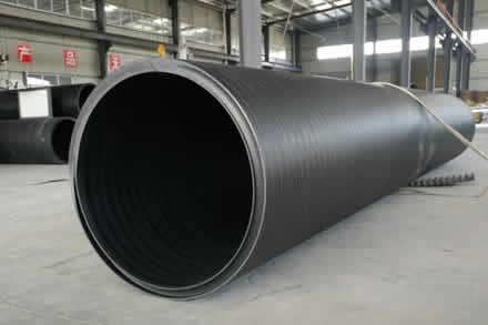 HDPE中空壁缠绕管价格