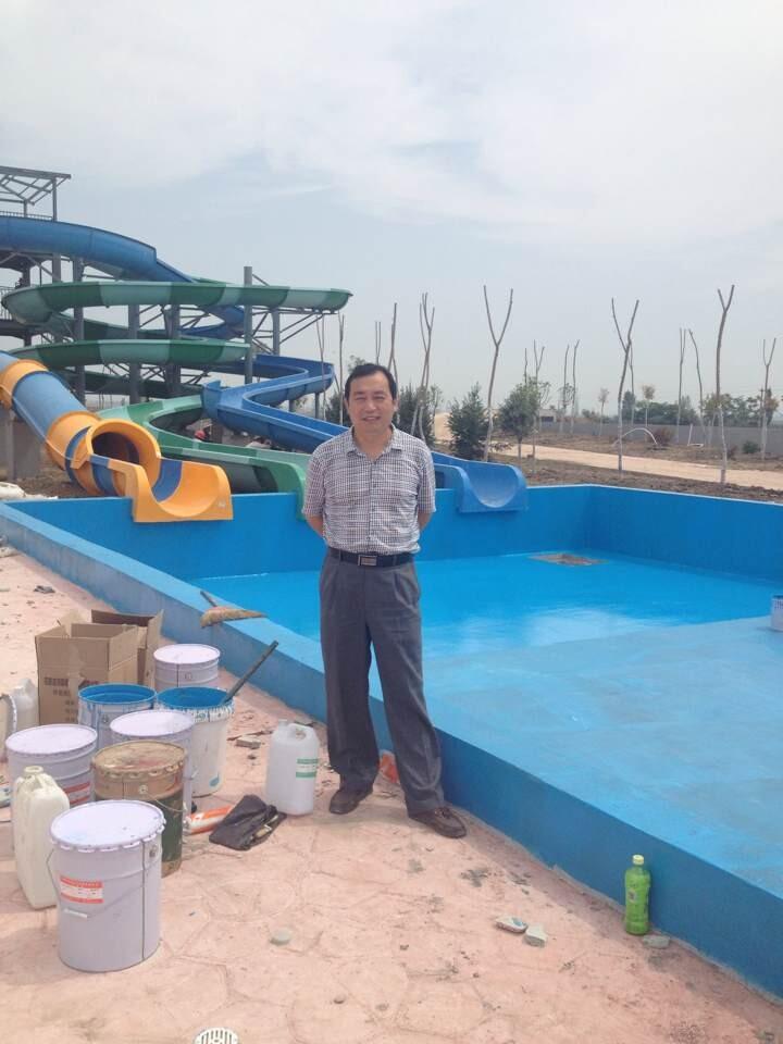 威海游泳池环保无溶剂防水漆供应商
