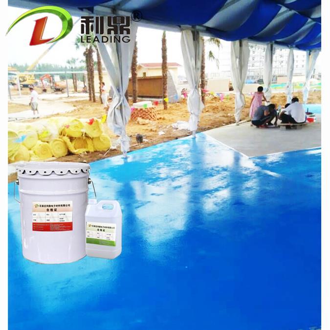 鱼池环保无溶剂防水漆厂