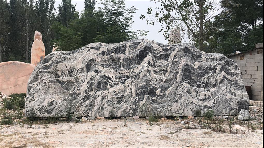 九江泰山石门牌石厂家