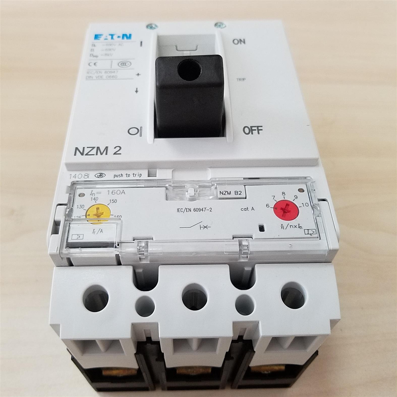 IZM91N3-V16F金钟穆勒塑壳断路器报价