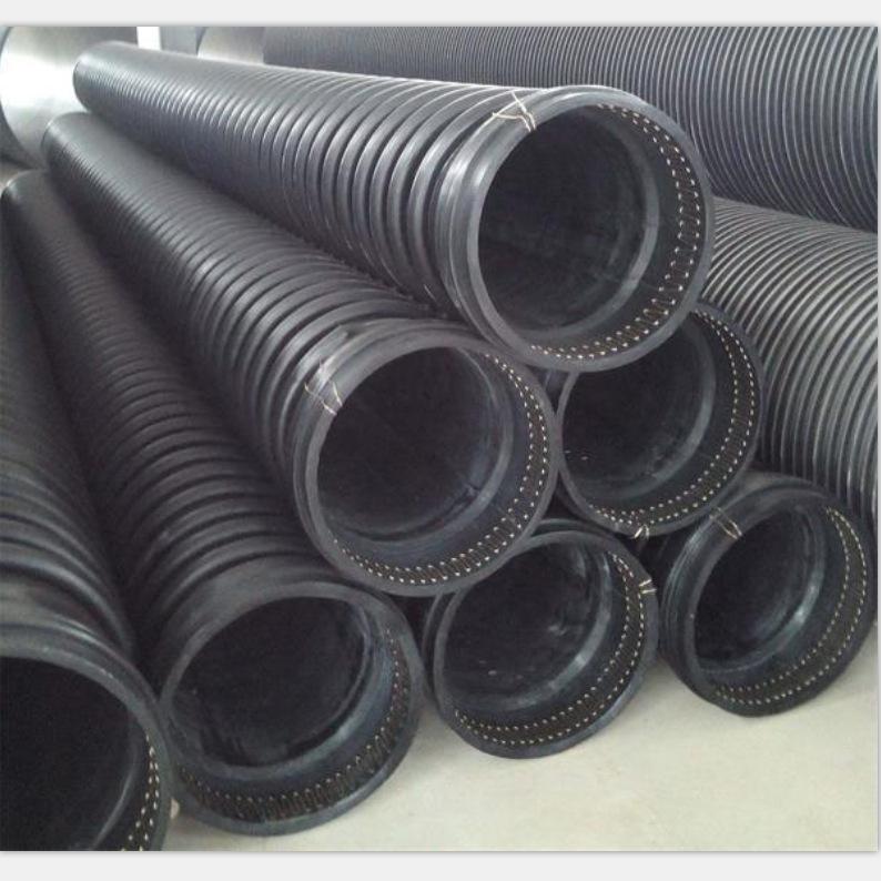 咸阳HDPE增强缠绕结构壁管价格