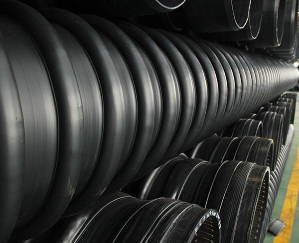 合肥HDPE增强缠绕结构壁管