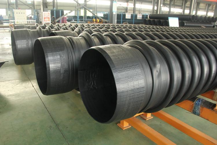 广东HDPE克拉管的连接方式