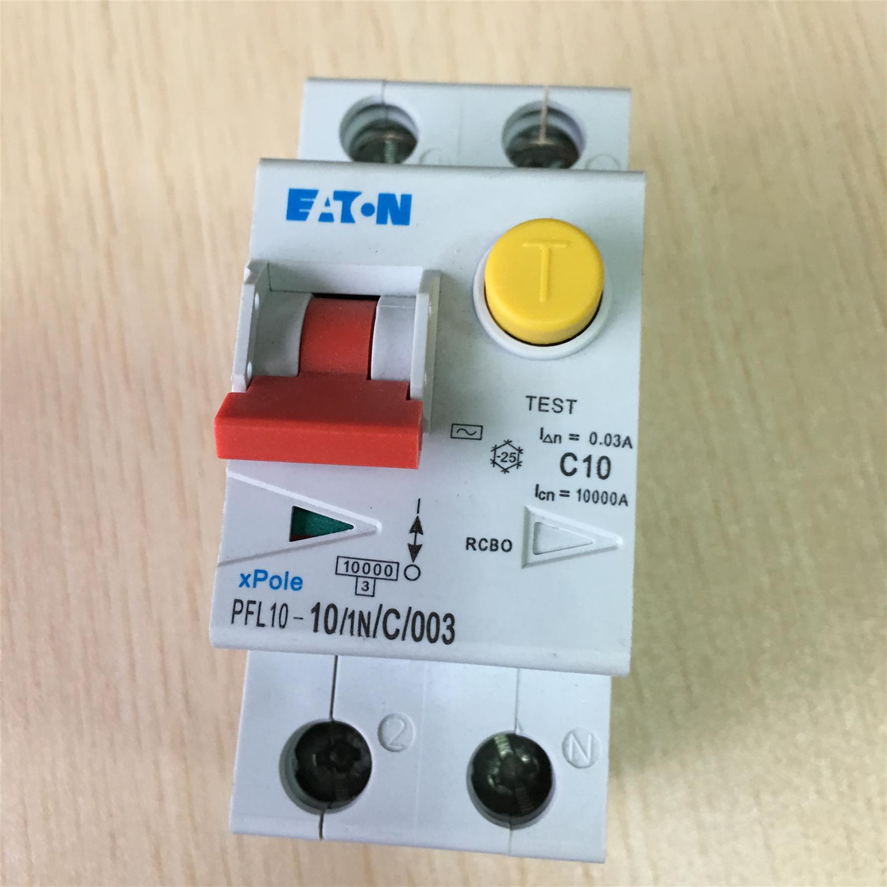 PL9-C20EATON伊顿穆勒PL9微型断路器生产