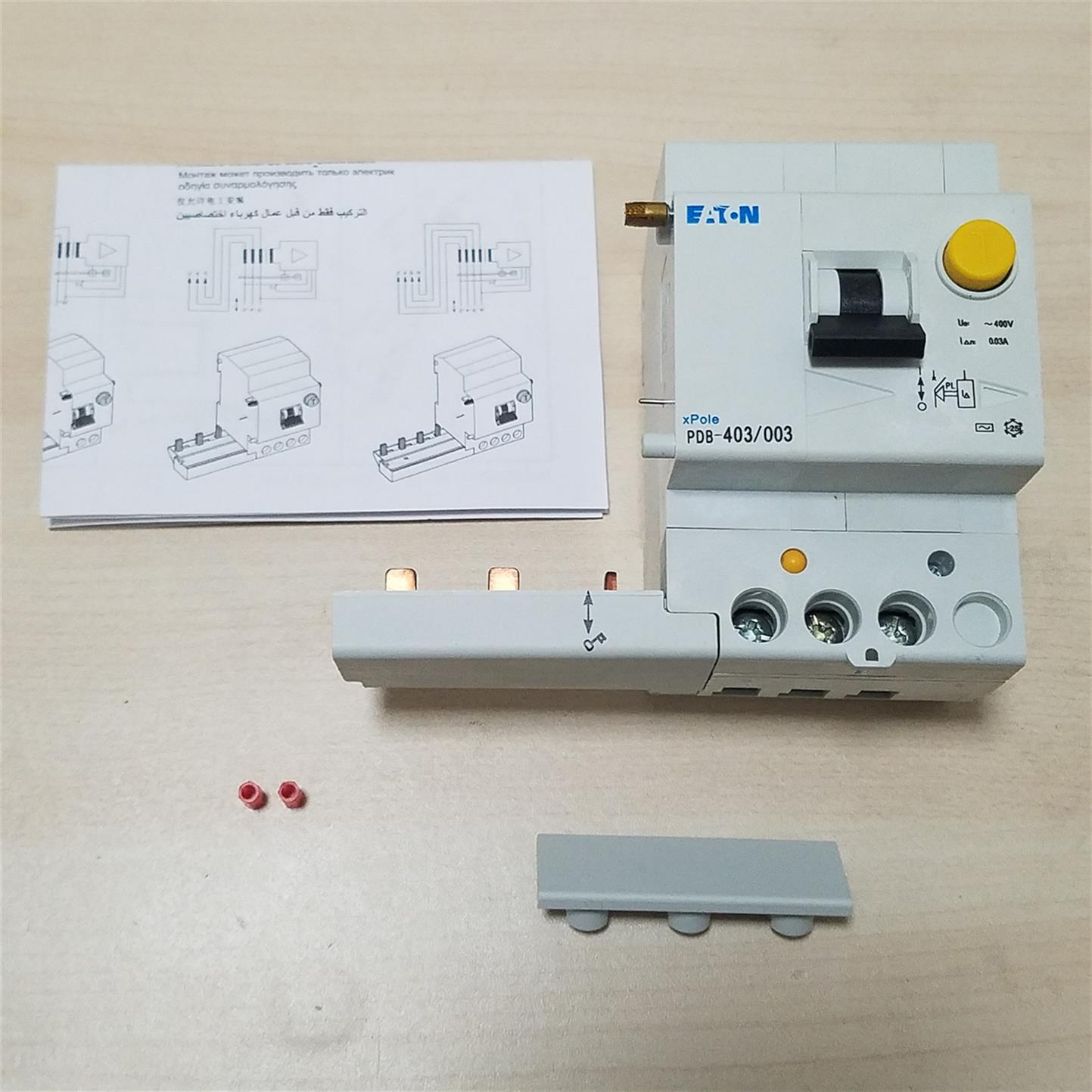 广州E6X-6/4/B伊顿穆勒E61断路器价格