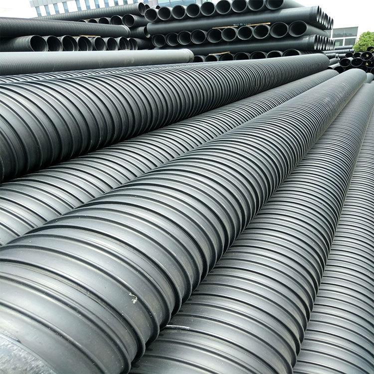 瑞金中空壁塑钢缠绕排水管厂家