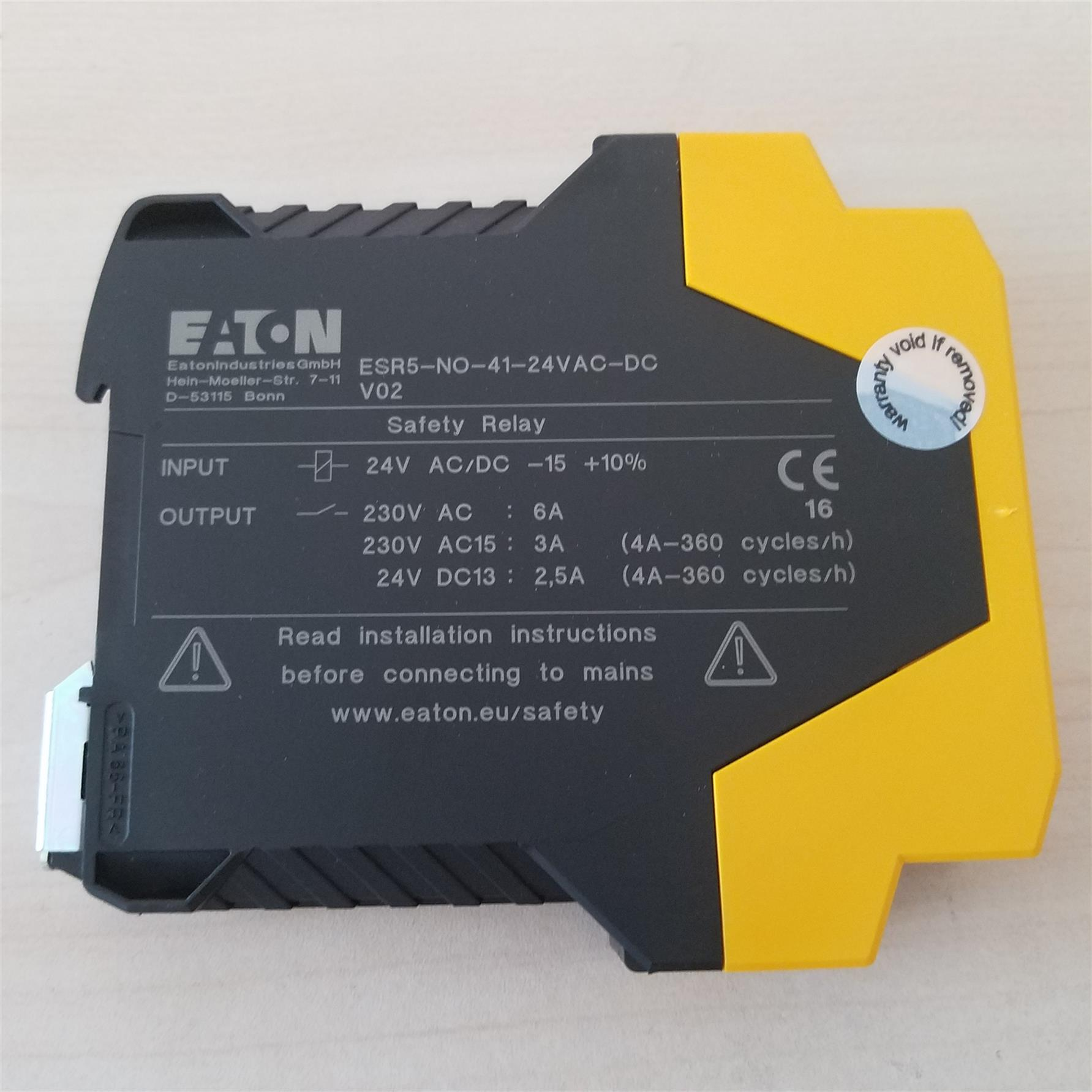 广州伊顿穆勒监测继电器EATON穆勒框架断路器批发
