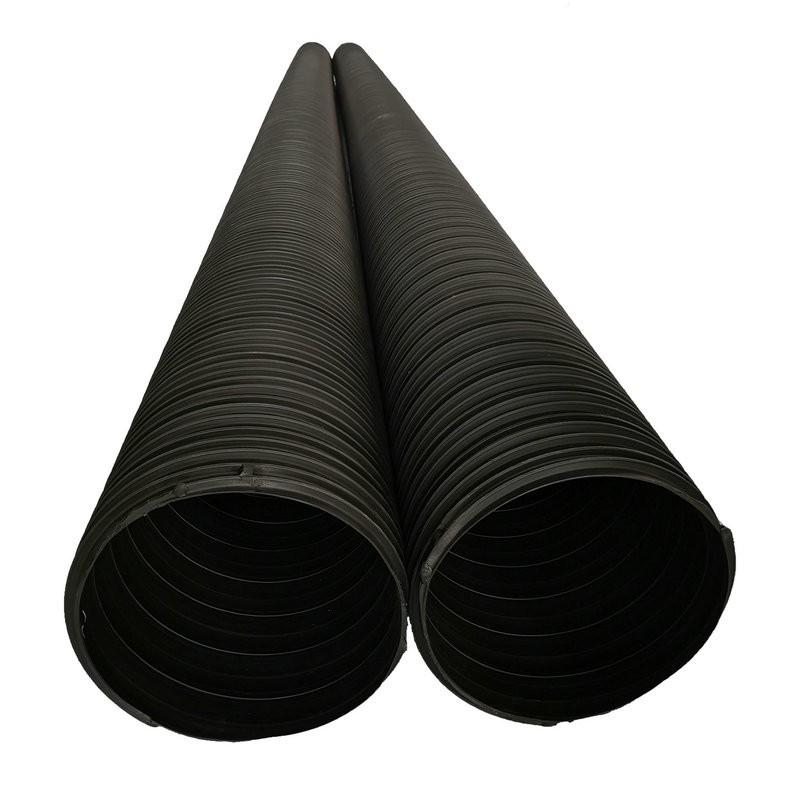 池州中空壁塑钢缠绕排水管厂家