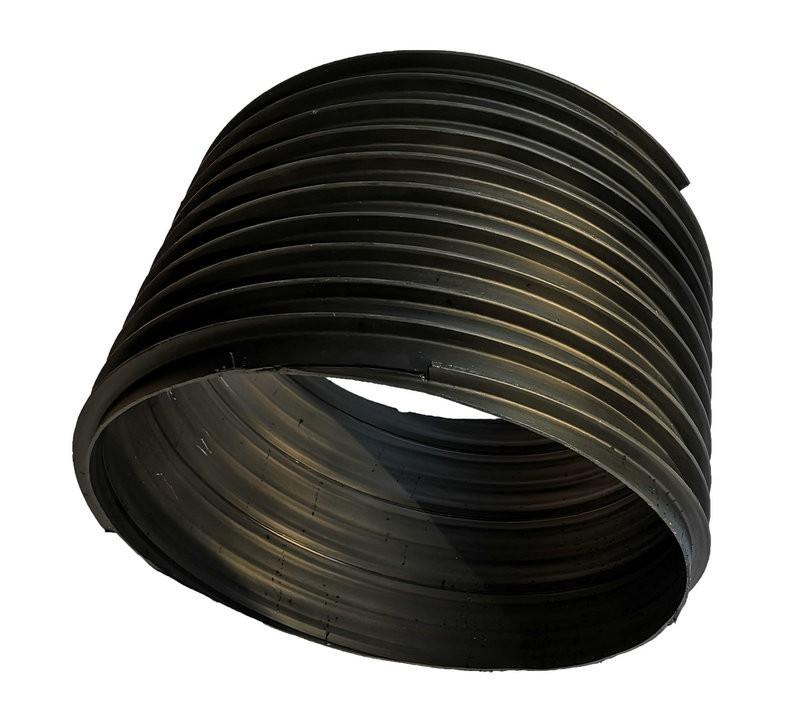 常州HDPE塑钢缠绕排水管