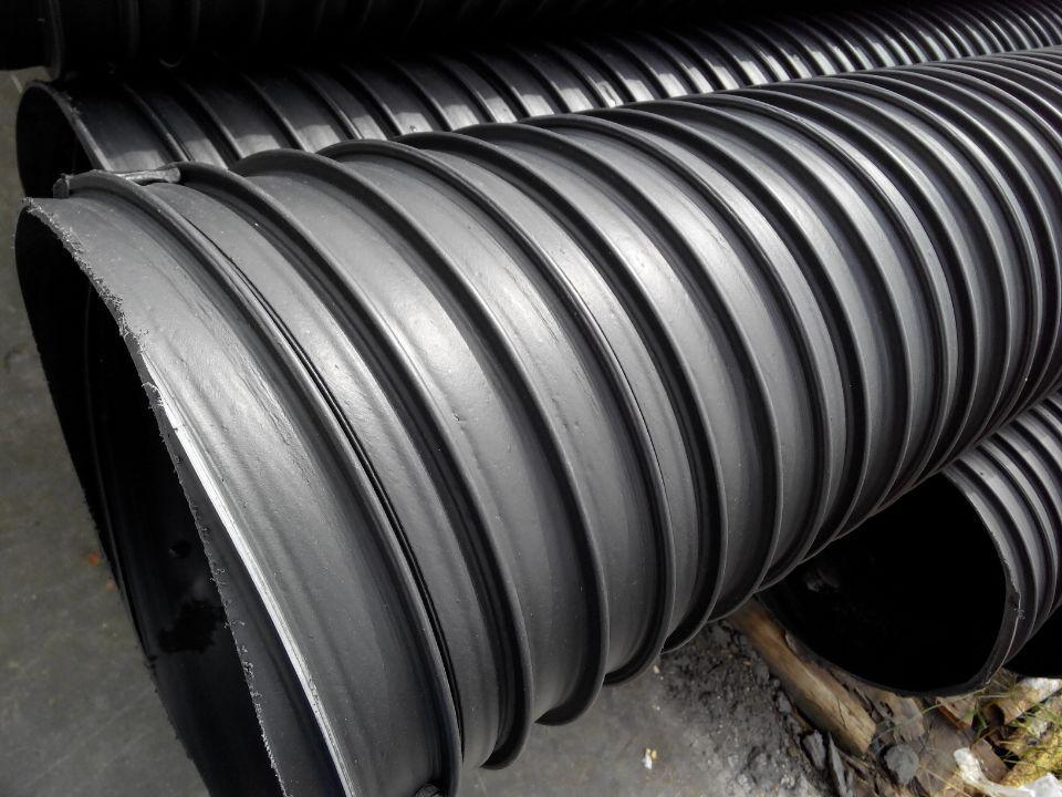 苏州塑钢缠绕排水管