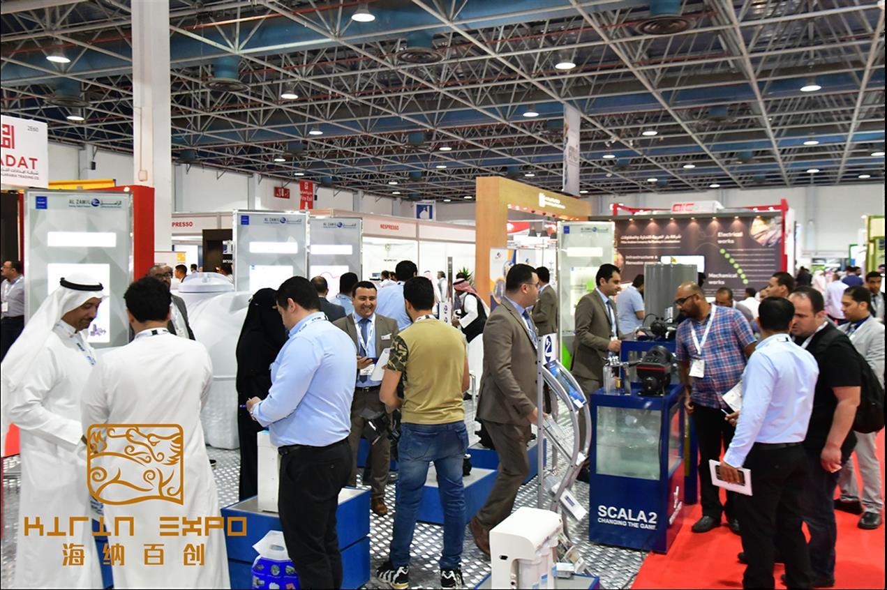 中东国际沙特五大行业展会