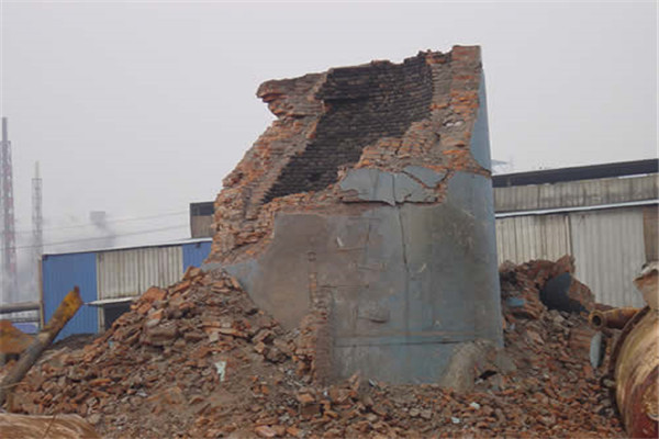 洛阳烟囱拆除公司