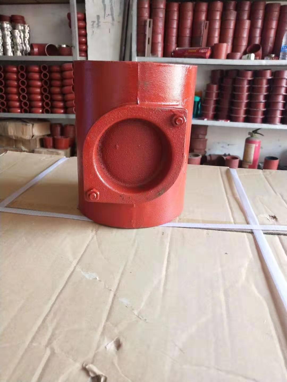 貴陽柔性鑄鐵管經銷商/鑄鐵排水管銷售