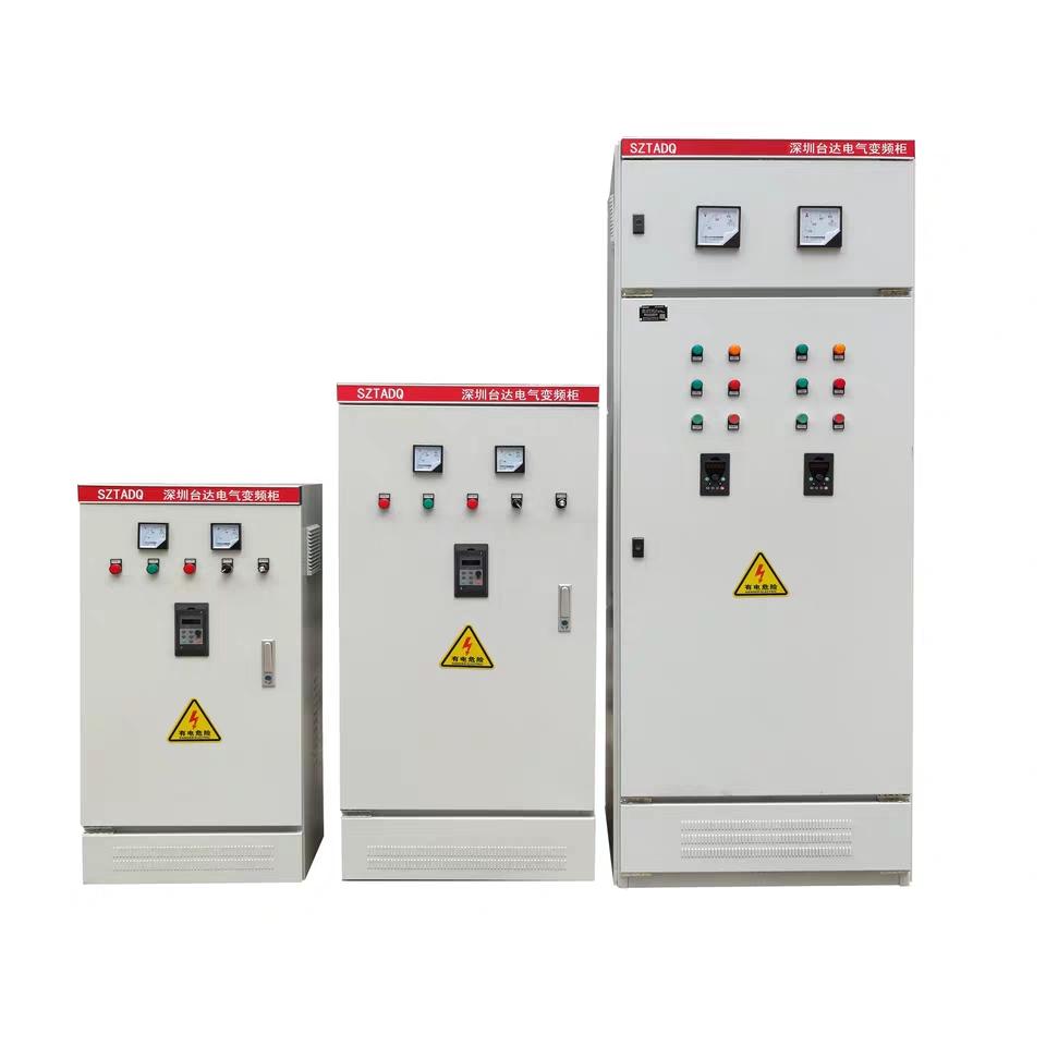 广元变频器恒压供水控制柜加工
