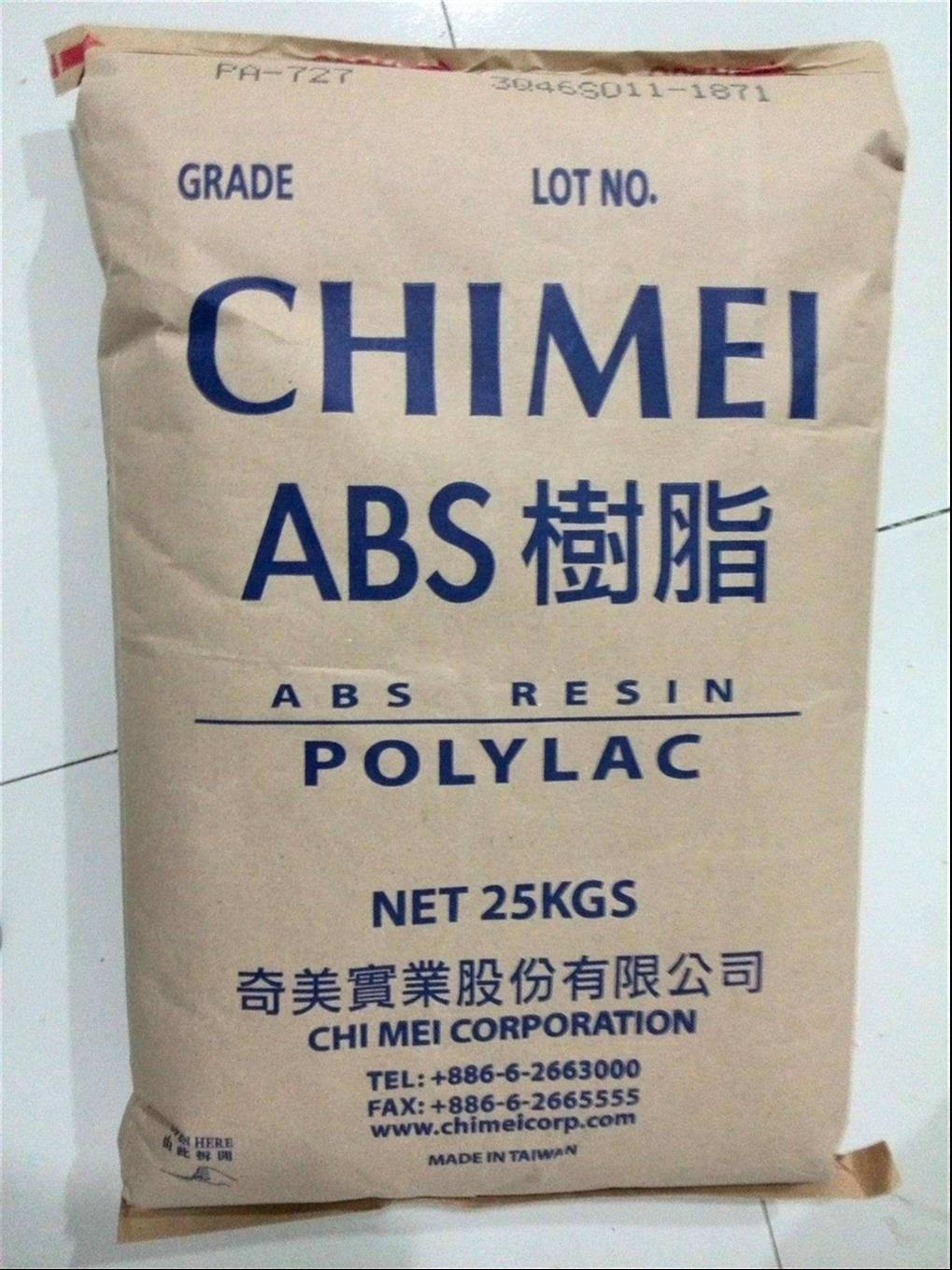 广州奇美ABS PA-777D价格