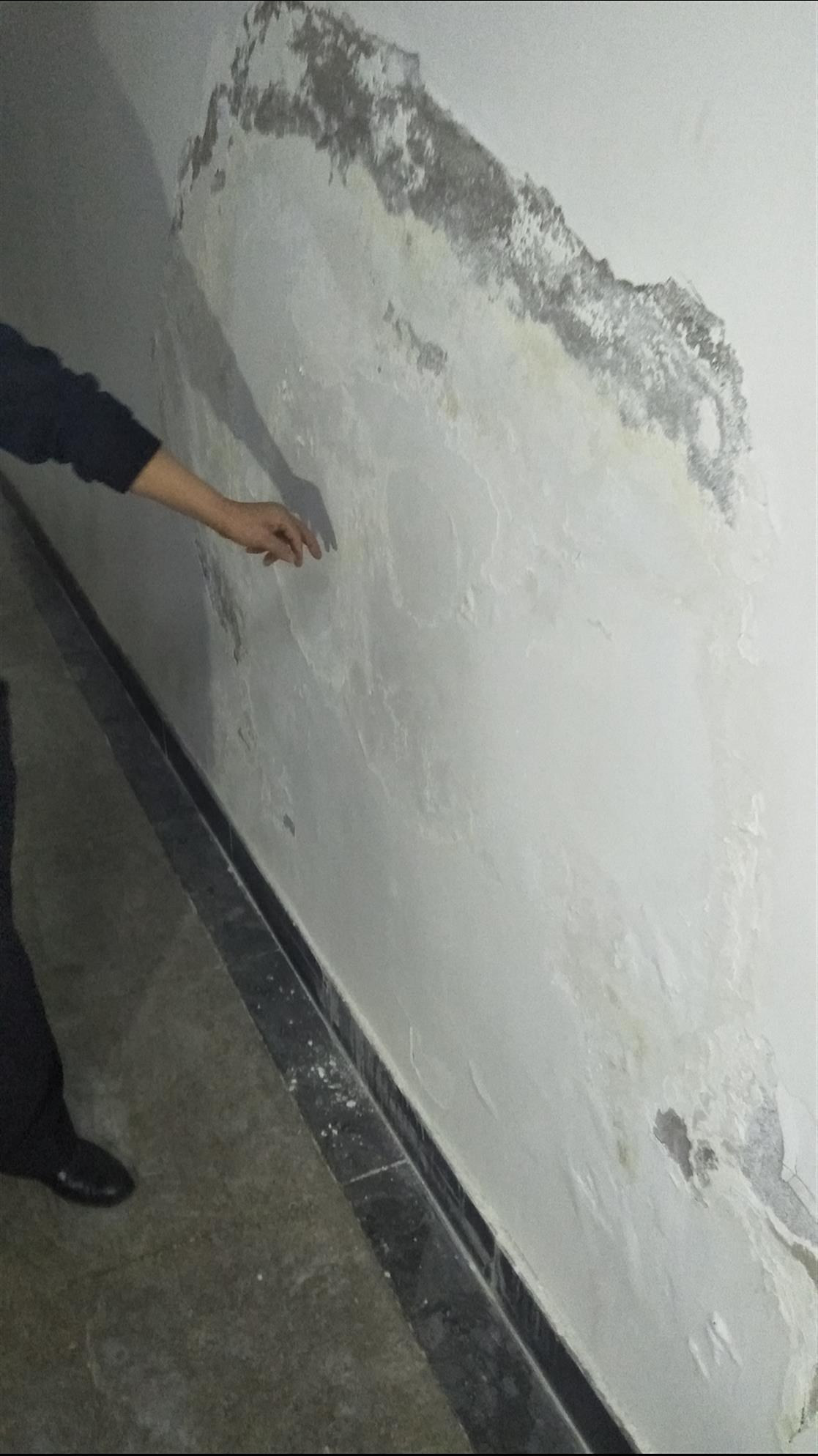 商洛外墙洇水