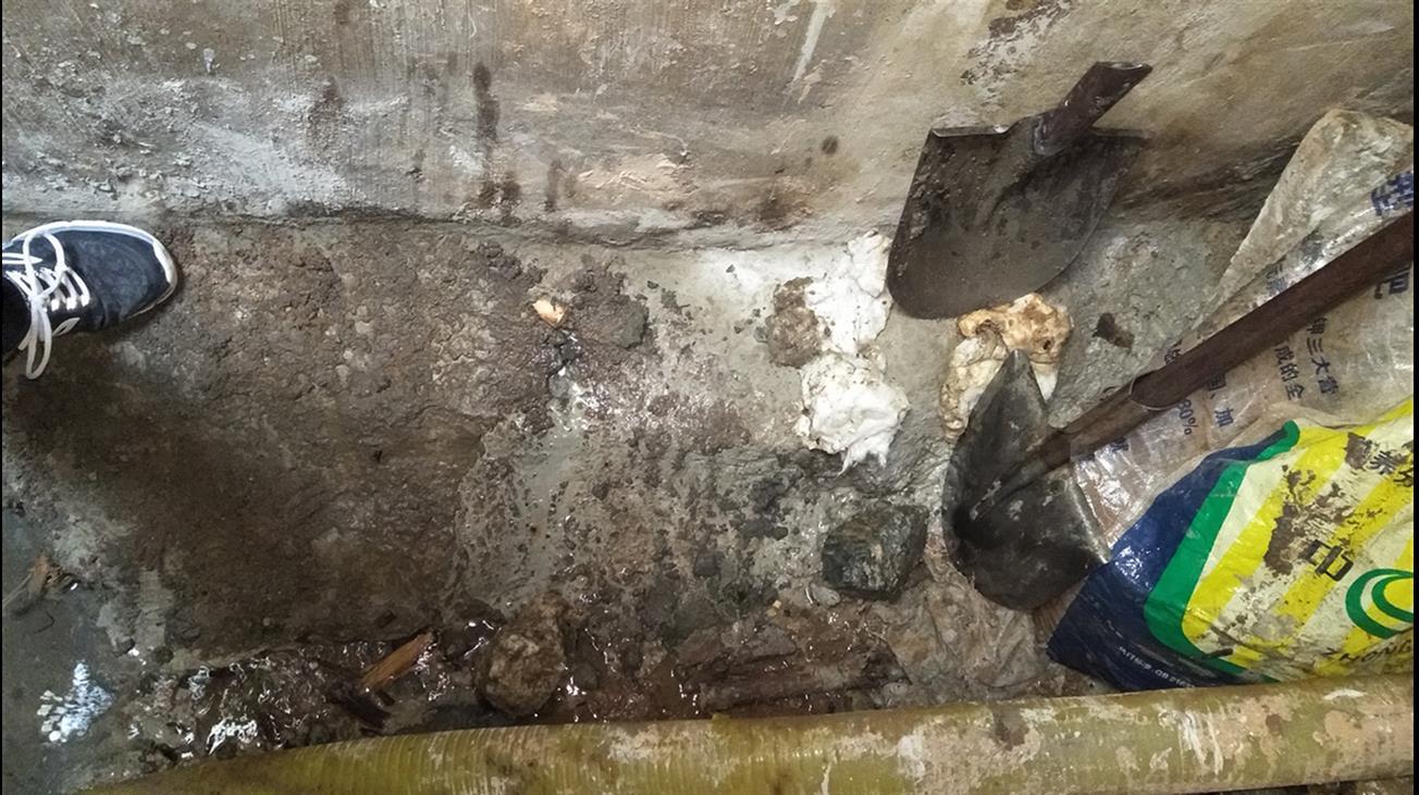 延安房屋漏水