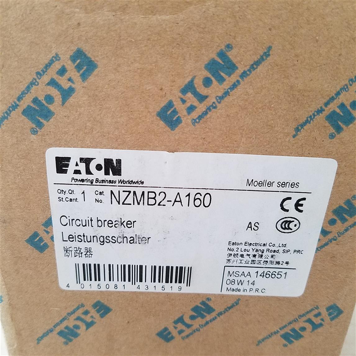 LZMS2-S50EATON 穆勒塑壳断路器供应商
