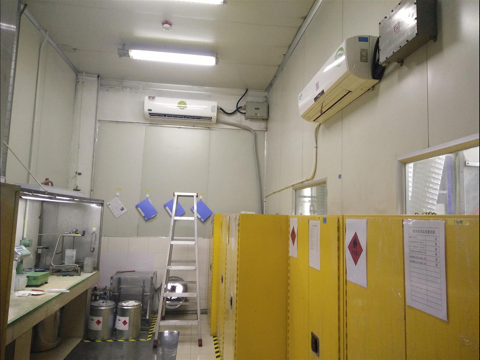 壁挂分体防爆空调